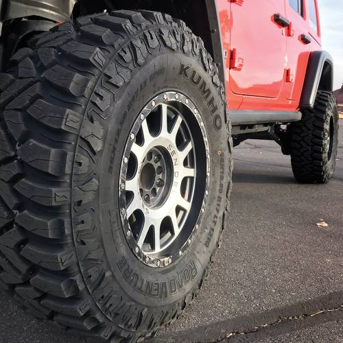 Top 6 Different Types of Car Tyres